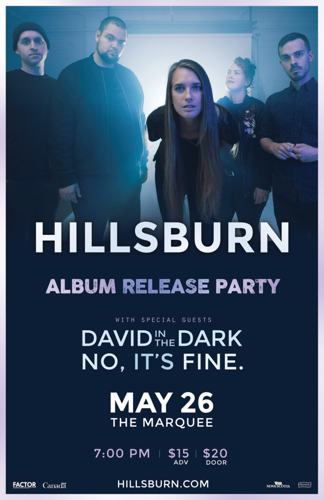 Hillsburn poster by Shout Co.
